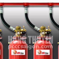 Hệ thống chữa cháy tự động FM-200 (HFC-227ea)