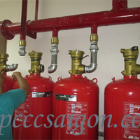 Lắp đặt hệ thống phòng cháy chữa cháy fm 200