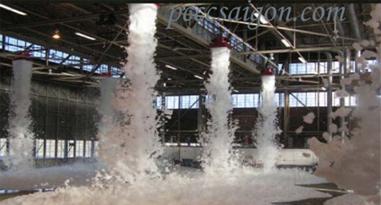 Nguyên lý chữa cháy của hệ thống bọt Foam