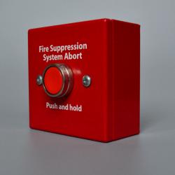 Nút nhấn trì hoãn chữa cháy VES / Abort Switch