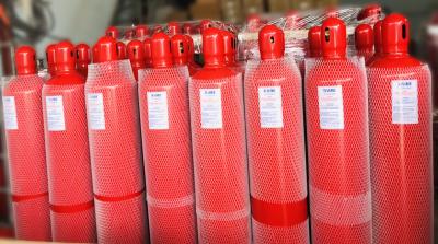 Bình chữa cháy CO2 UBE