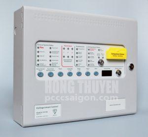 Tủ điều khiển chữa cháy tự động 3 zone 1 khu vực
