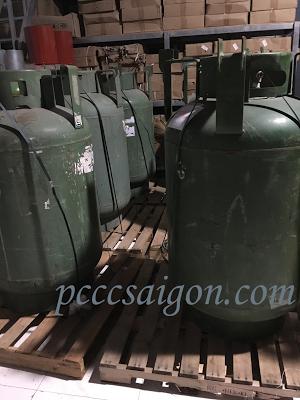 bình tank khí - nạp sạc