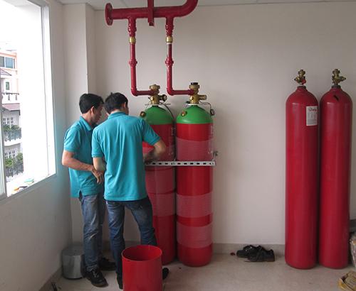 Bảo tri bảo dưỡng hệ thống chữa cháy