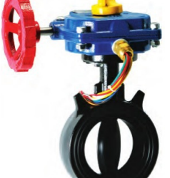 Butterfly Valve - Wafer