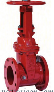 OS&Y Gate Valve - Flanged