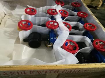 Hồng Thuyên nhập khẩu van bướm các loại