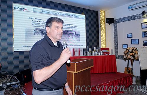 Giới thiệu về Stat-X công nghệ chữa cháy an toàn-hiệu quả-tiết kiệm