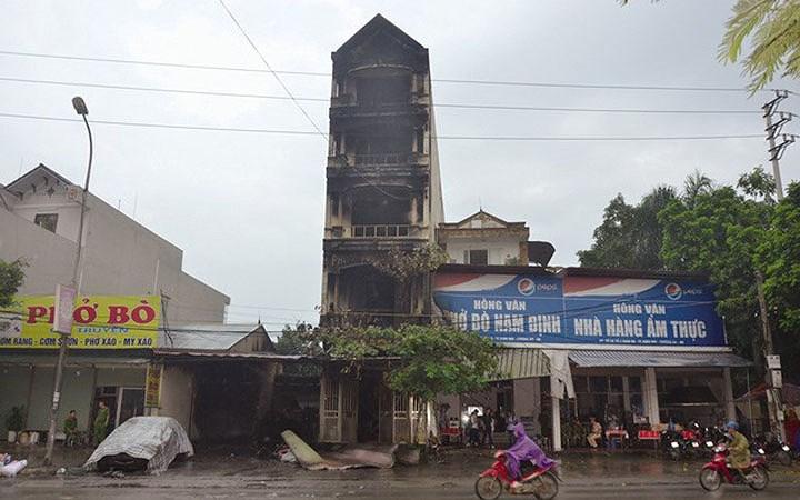 Cháy tại Chương Mỹ, Hà Nội