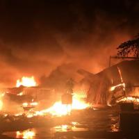 Những vụ cháy lớn đầu năm 2019
