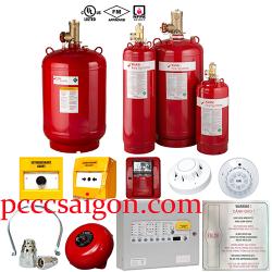 Hệ thống chữa cháy tự động FM-200 (Kidde)
