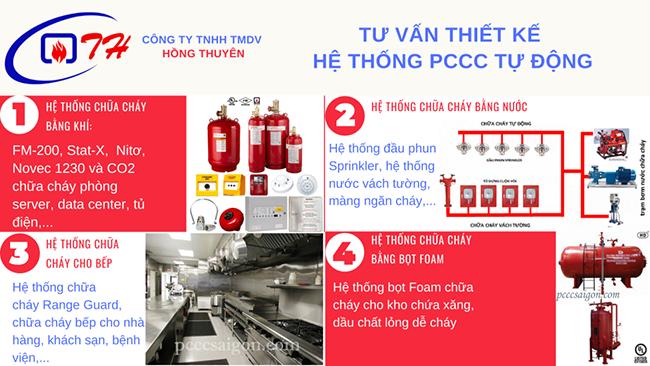 Thiết bị Và dịch vụ PCCC Sài Gòn (TP. HCM)